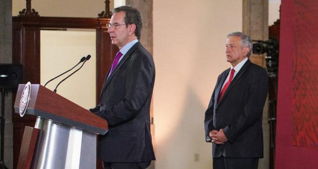 Están reinstalados 360 maestros cesados en gobierno de EPN: Moctezuma