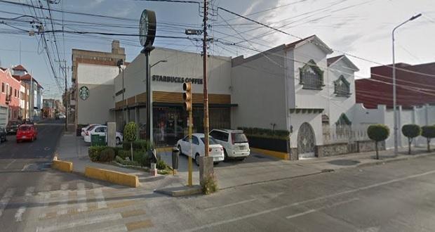 Asalto a Starbucks en colonia El Carmen deja cliente herido