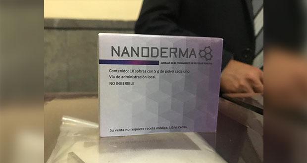 Comercializarán talco creado en BUAP para heridas de pie diabético