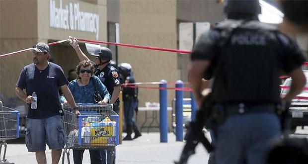 México va por denuncia de terrorismo contra autor de ataque en Texas