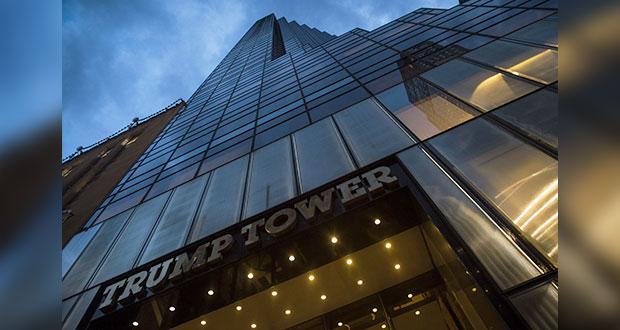 Buscan llamar Avenida Obama a calle donde está Torre Trump en NY