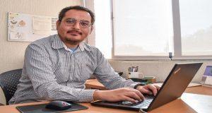 Académico de la Udlap forma parte de revista de Singapur