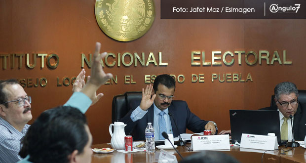 """En Puebla, quejas electorales buscan """"ventajas ilícitas""""; sólo 5%, reales: INE"""
