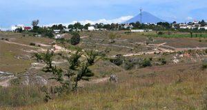 60 mil personas habitan en zonas de riesgo en la ciudad de Puebla