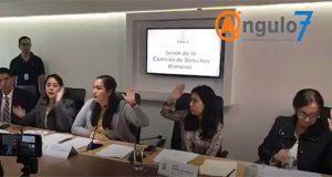 25 aspiran a presidir la CDH de Puebla; nueve son mujeres