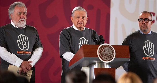 Los 43 de Ayotzinapa, sin nexos con criminales ni salir de Guerrero: comisión