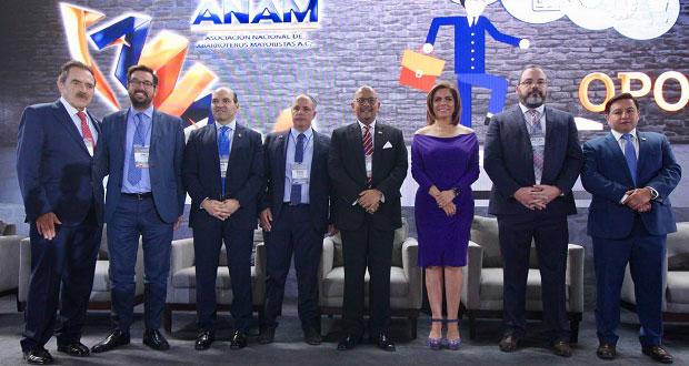ANAM inaugura expo en Puebla, donde atiende a 45 mil negocios