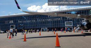 Aeropuerto de Puebla no está considerado como terminal alterna: SCT