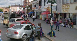 Ambulantes de Izúcar acusan hostigamiento de la Comuna