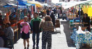Rechaza Rivera privilegio a ambulantes por permisos en fiestas patrias