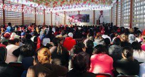 Antorcha en Puebla celebrará 45 aniversario en estadio Cuauhtémoc