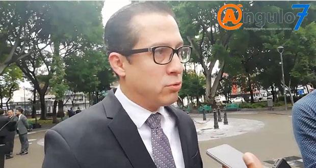 Tesorero descarta subejercicios en dependencias de Comuna poblana
