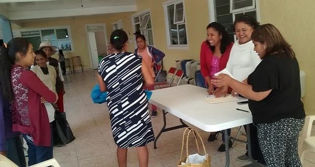 Realizan jornada de atención ciudadana en Atexcal