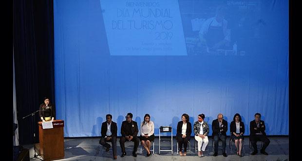 Ayuntamiento de Puebla realiza foro por Día Mundial del Turismo