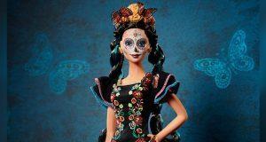 Ya hay Barbie Catrina y te costará mil 750 pesos