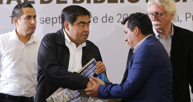 Barbosa comienza distribución de 9 mil libros para 29 municipios