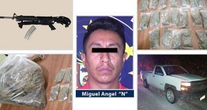 Cae presunto homicida de fotógrafo Erick Castillo en Guerrero