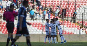Club Puebla rescata empate de último minuto