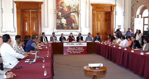 Comité de Salud Mental atiende a 136 poblanos en diez meses