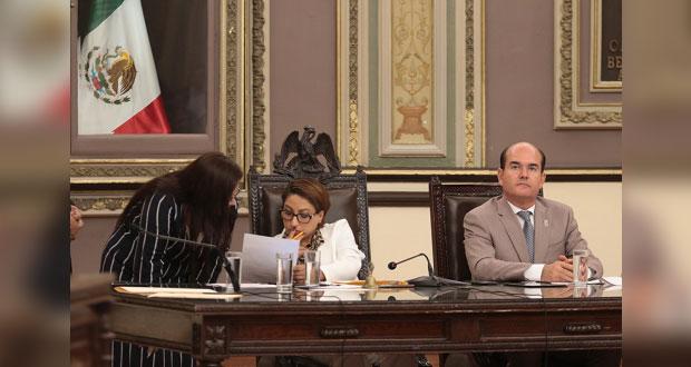Congreso de Puebla regresa periodo de Mesa Directiva a seis meses