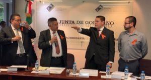 Daniel Gámez asume dirección del Capcee; atenderá 2 mil escuelas