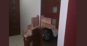 Allanan casa de David Méndez, subsecretario de Segob, y se llevan dos laptops