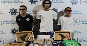 Detienen a 3 hombres relacionados con robo a Farmacias Guadalajara