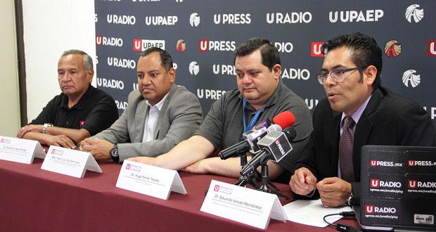 Expondrán sistema de aislamiento sísmico para Puebla en Upaep