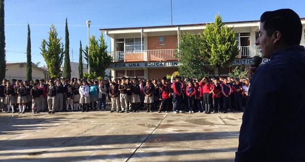 Fnerrr comienza formación de comités al sur de Puebla capital