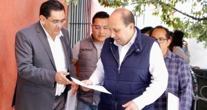 Gobierno de Puebla atiende 6 mil 945 solicitudes de poblanos