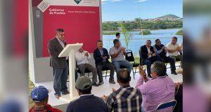 Gobierno estatal edificará puente vehicular entre comunidades en Valsequillo