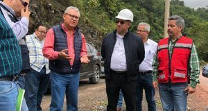 Gobiernos rehabilitarán 102 kilómetros de la carretera interserrana