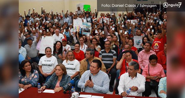 """""""Si quieren chingadazos, pues van a tener"""", advierte Juárez a la oposición"""