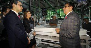 Con inversión de 300 mdp, Grupo ALZE se instala en Coronango