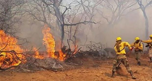 Incendio en Amazonas se agrava; ya afecta a municipios de Bolivia