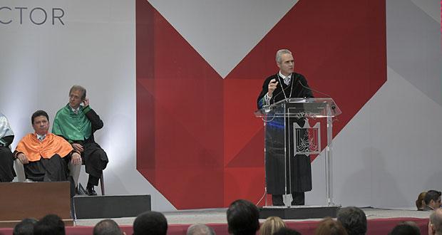 México necesita una transformación de fondo: Emilio Baños