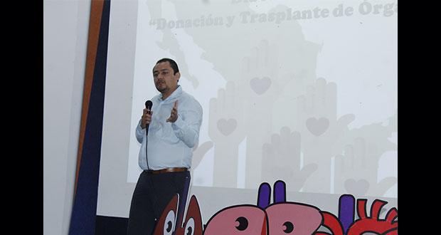 Issstep conmemora el Día de la Donación y Trasplante de Órganos