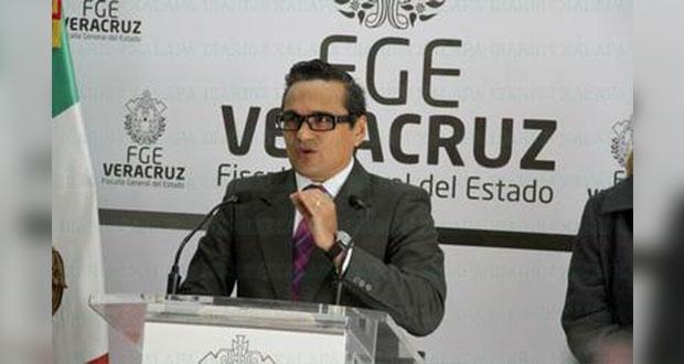 Ordenan capturar a Winckler, exfiscal de Veracruz, por secuestro
