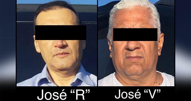 Por lavado de dinero, vinculan a proceso a socios de Juan Collado