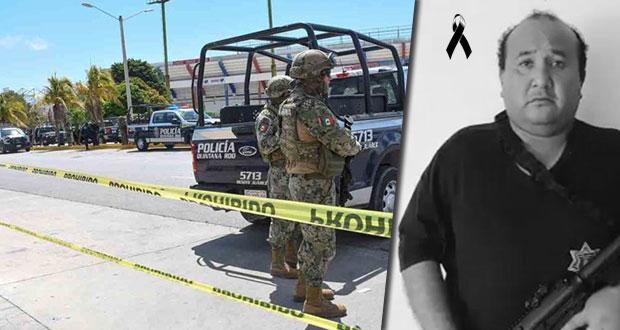 En Cancún, hallan sin vida a inspector de Policía de Quintana Roo