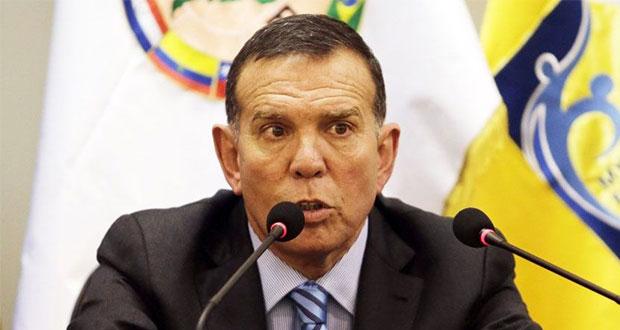 FIFA inhabilita de por vida a expresidente de Conmebol, Ángel Napout