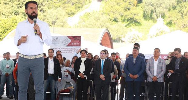 Ley de Participación estatal empoderará a ciudadanos: Karina Pérez