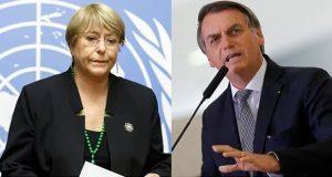 Lamentable, reivindicación de Pinochet por Bolsonaro: ONU–DH