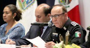 Instalan en Puebla mesa de seguridad en favor de las mujeres