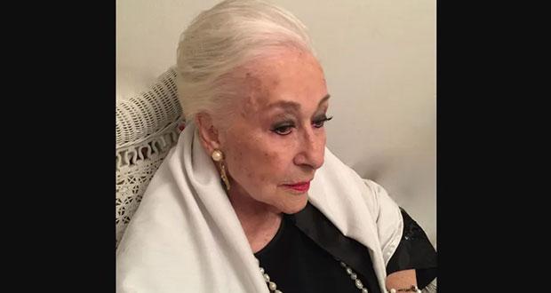 Muere Beatriz Aguirre, actriz de la Época de Oro del cine mexicano