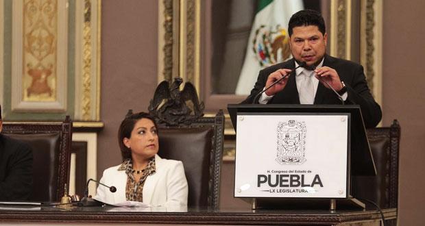 """En su primer año, la LX Legislatura se enfrentó a 11 """"vetos"""": Biestro"""