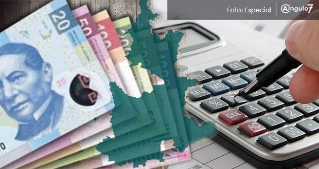 En 8 meses, Puebla recibe 27,725 mdp de participaciones federales; 9.7% más