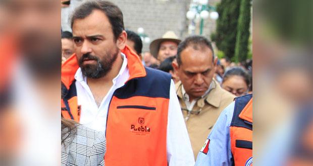 Comuna regulará recursos que se entregan a juntas auxiliares: Segom