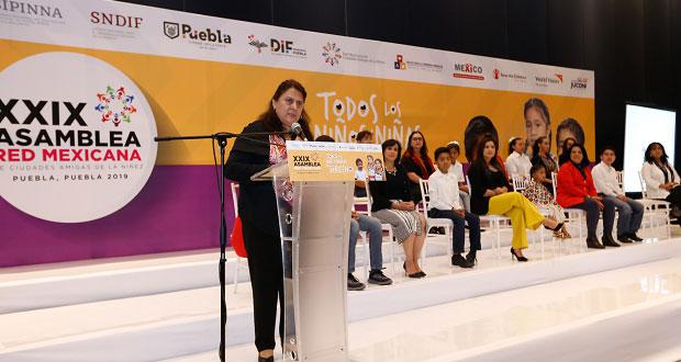 En Puebla, 36 comunas se suman a Red de Ciudades Amigas de la Niñez