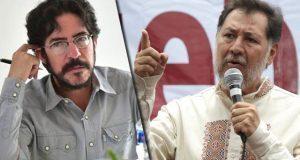 """Congreso de NL declara """"personas non gratas"""" a Salmeron y Noroña"""